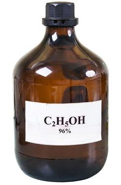 Бутыль спирта 96%